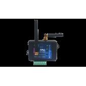 GSM-модуль SG303GB-WR (фиолетовый).Открытие звонком, пультом, через приложение