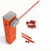 Комплект шлагбаума WIDEM4/KIT со стрелой 4 м овального сечения