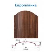 Металлический штакетник Европланка